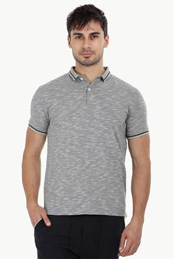 Casual Cotton Polo T-Shirt