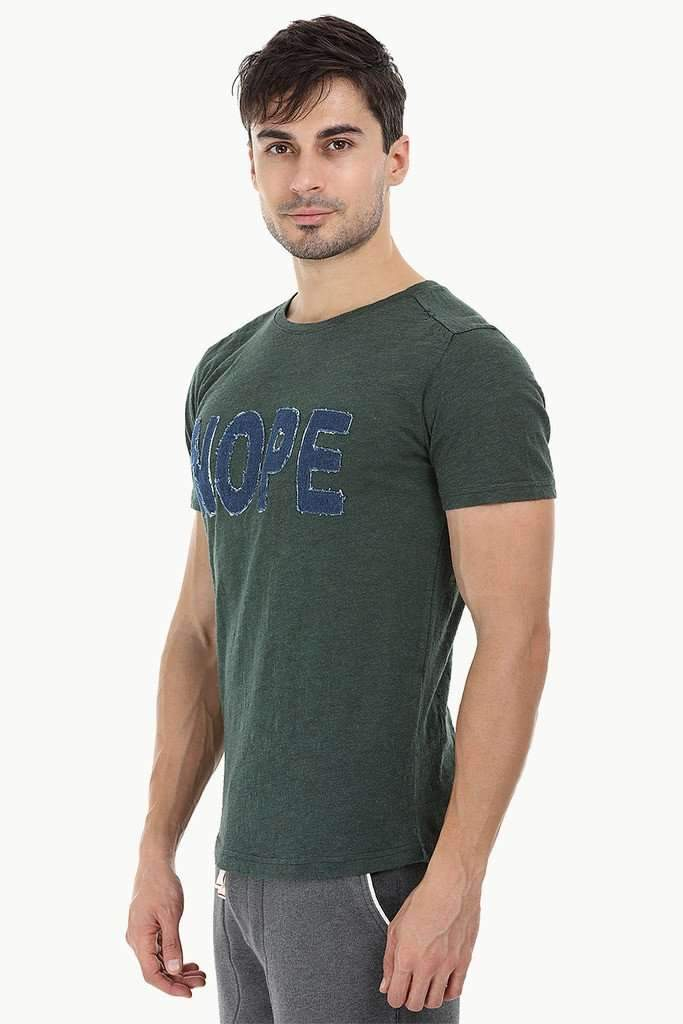 Casual Applique T-Shirt