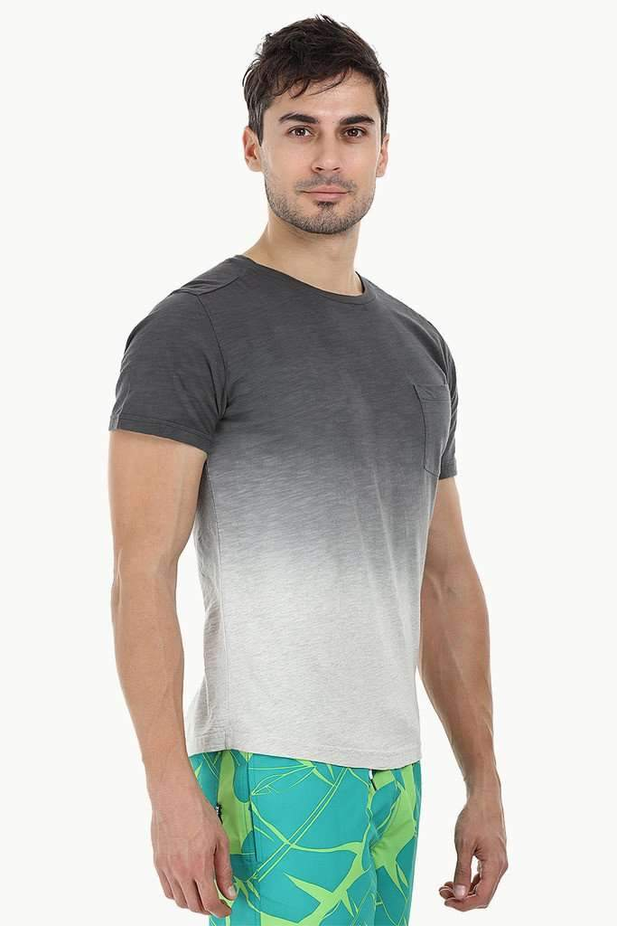 Heather Ombre Wash T-Shirt