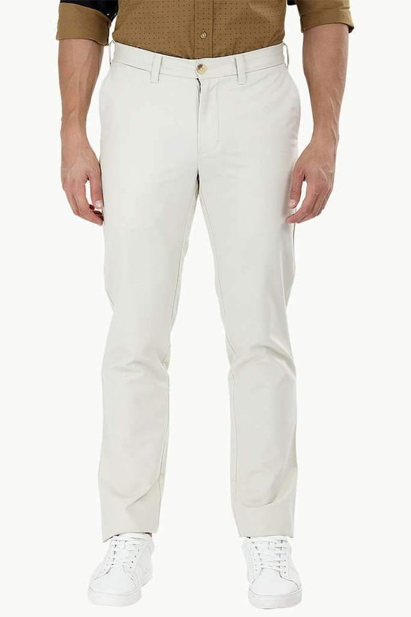 Slim Fit Cotton Chinos