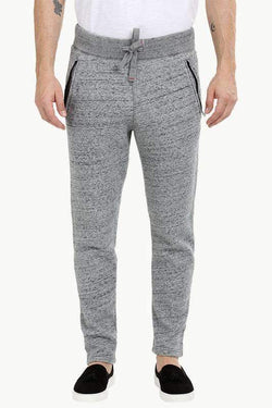 Heather Grey Pull On Sweatpants