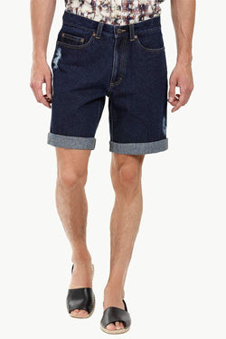 Mens Rugged Denim Summer Shorts