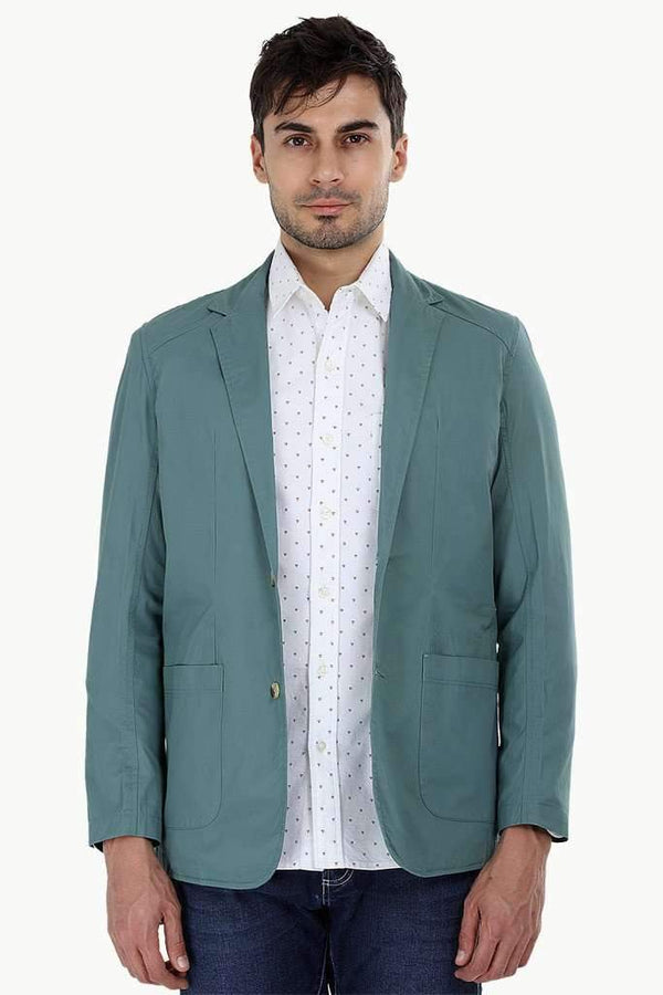 Neutral Tone Casual Blazer