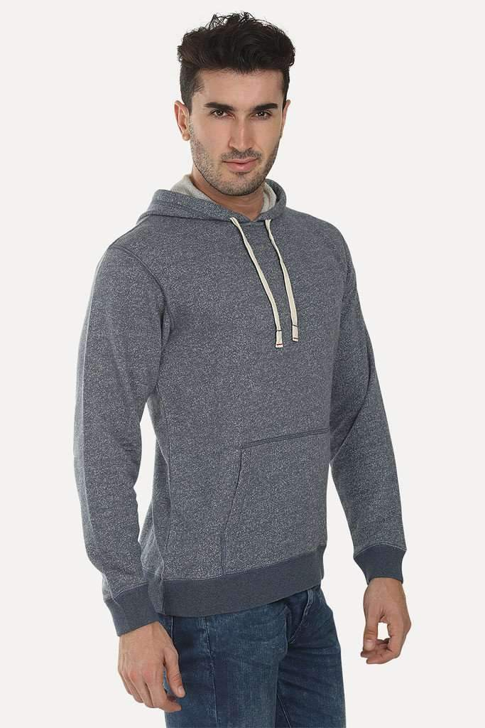 Salt And Pepper Speckled Hoodie