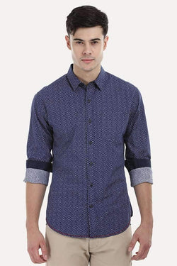 Allover Printed Shirt