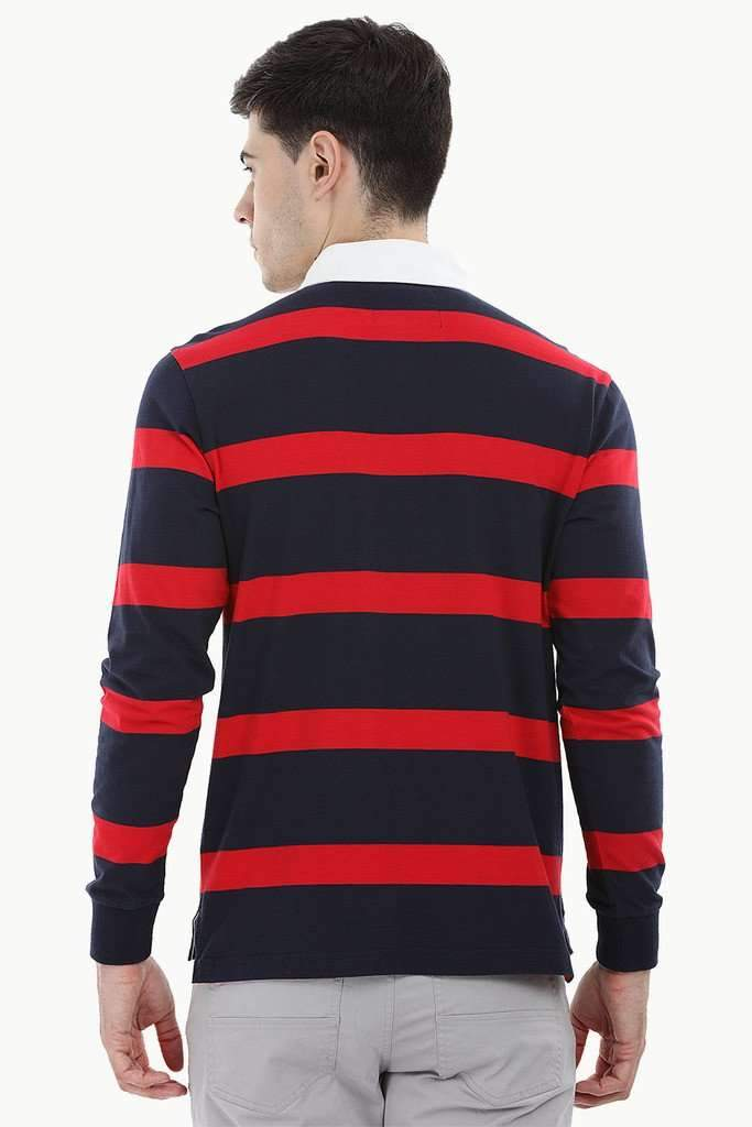 Athletic Stripe Rugby