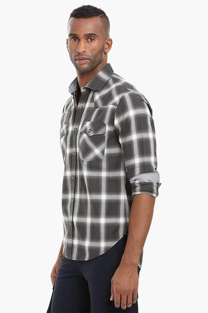 Buffalo Plaid Check Shirt