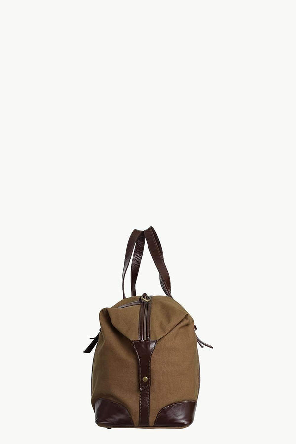Contemporary Canvas Duffle Bag