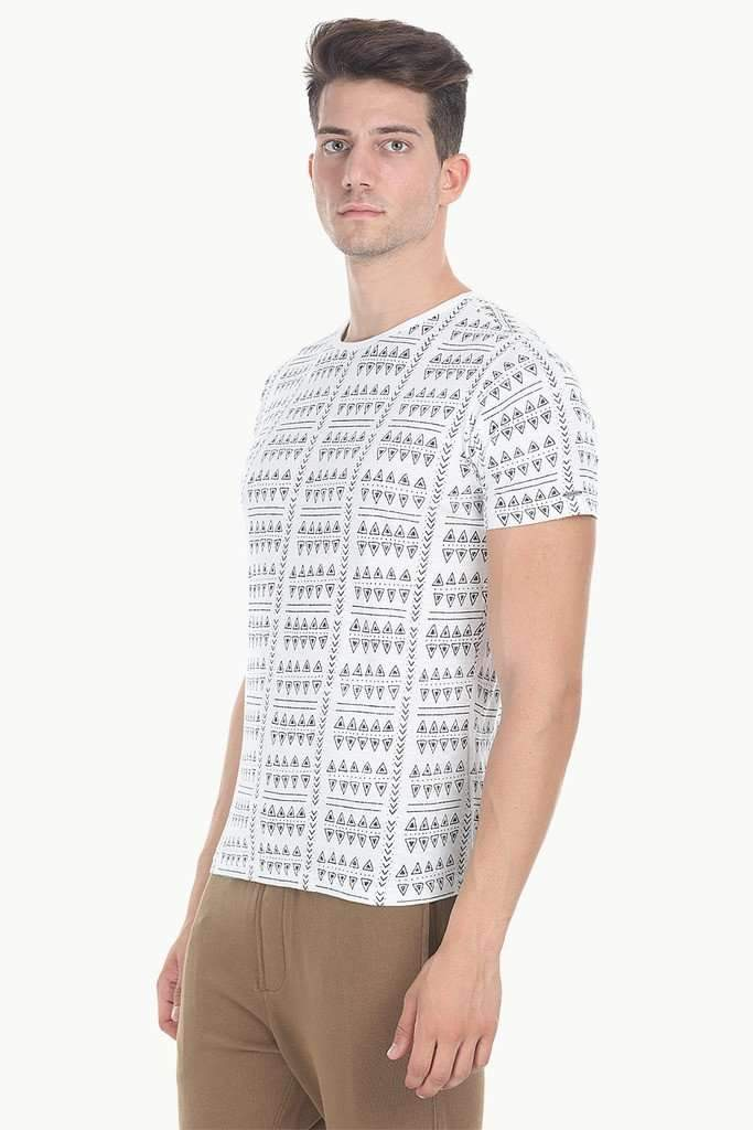 Cool Summer Printed Soft Knit T Shirts