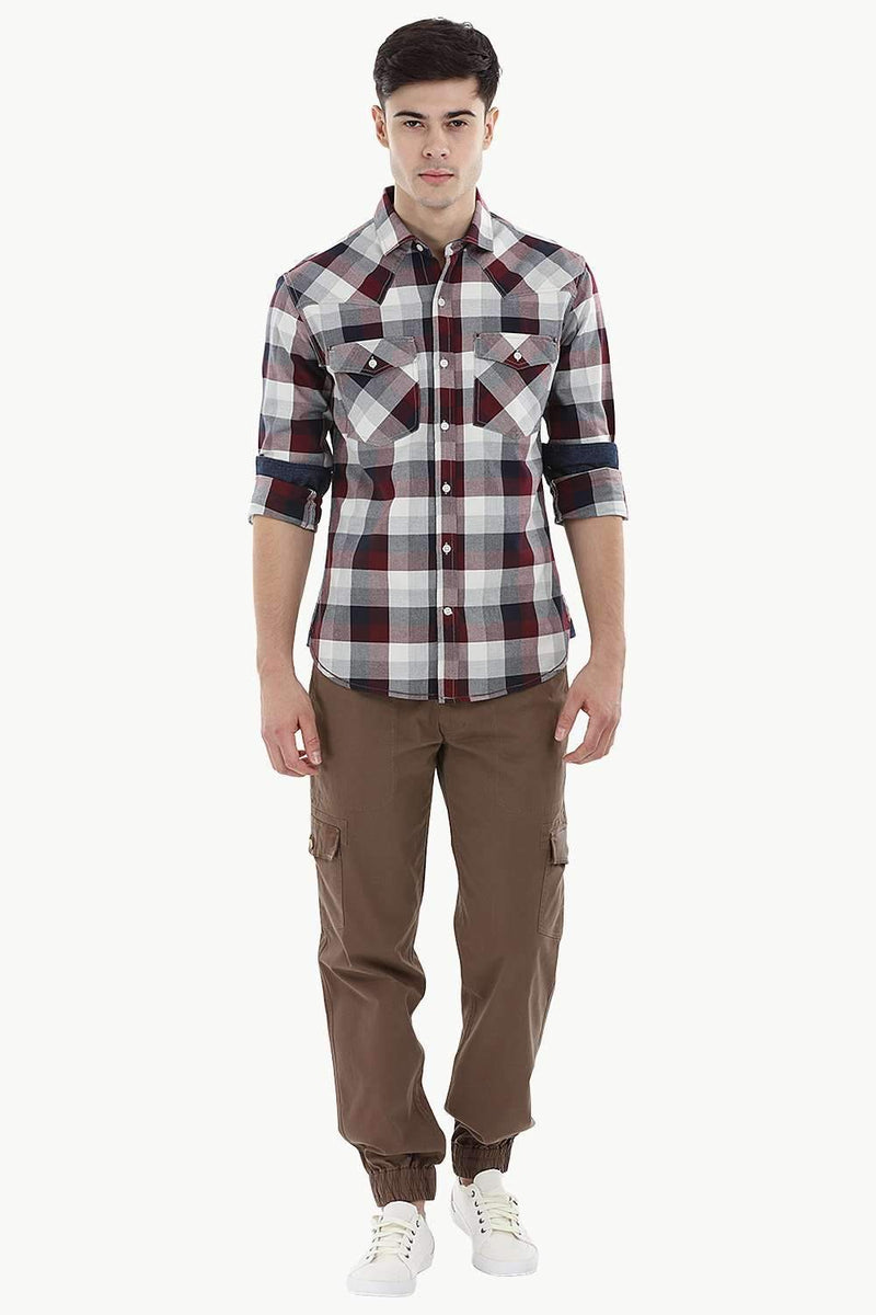 Urban Check Shirt