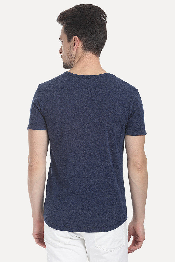 Crew Neck Pure Cotton Basic Tee