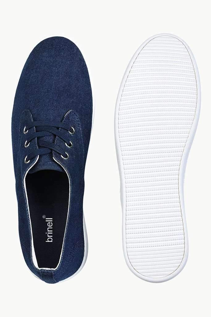 Lace Up Casual Plimsolls