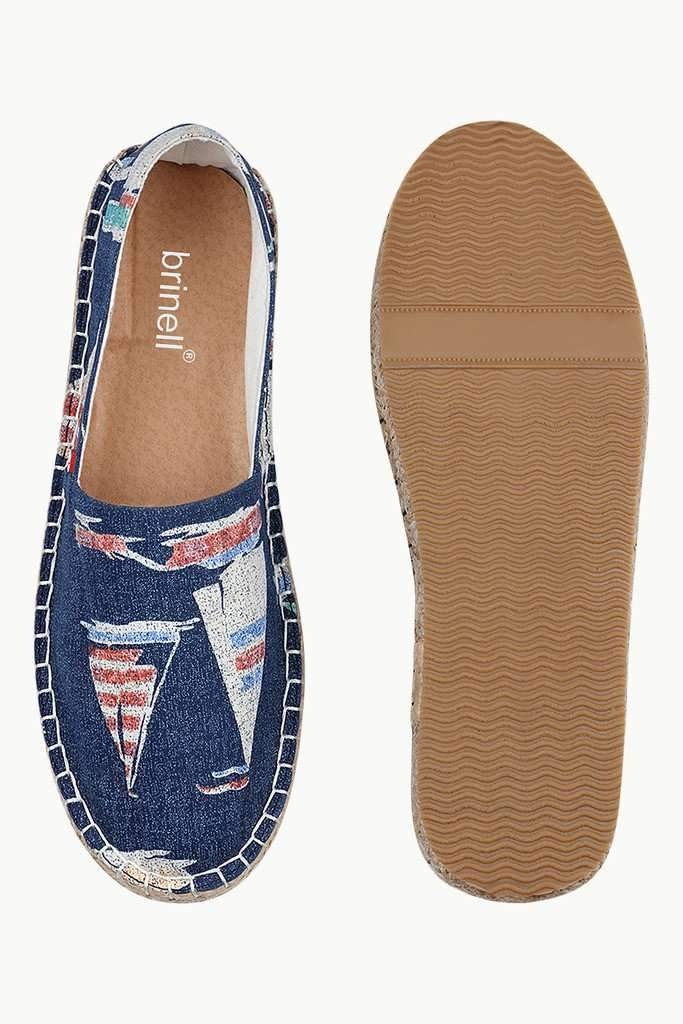 Denim Sailor Espadrilles