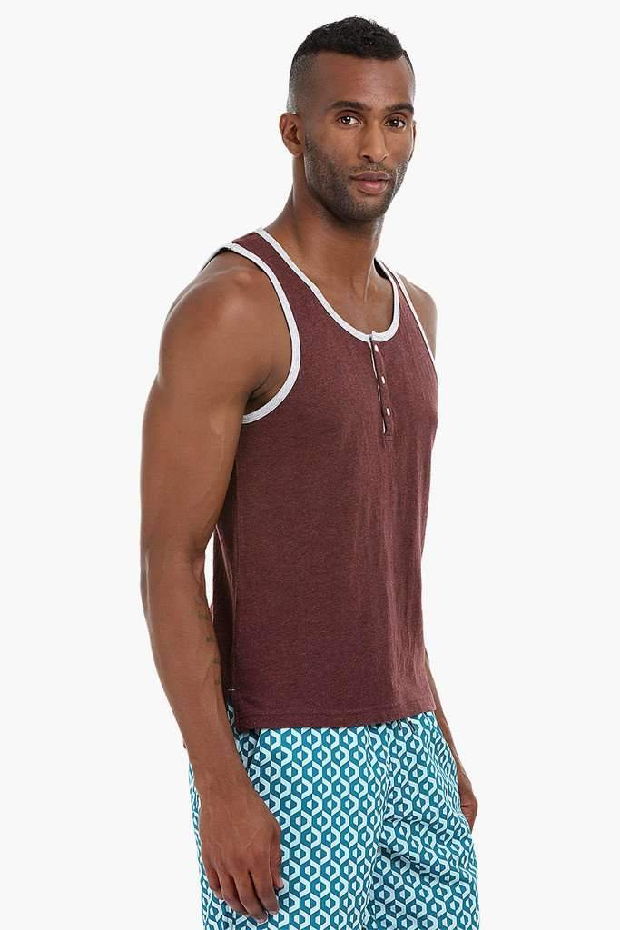 Essential Tailored Cotton Tank