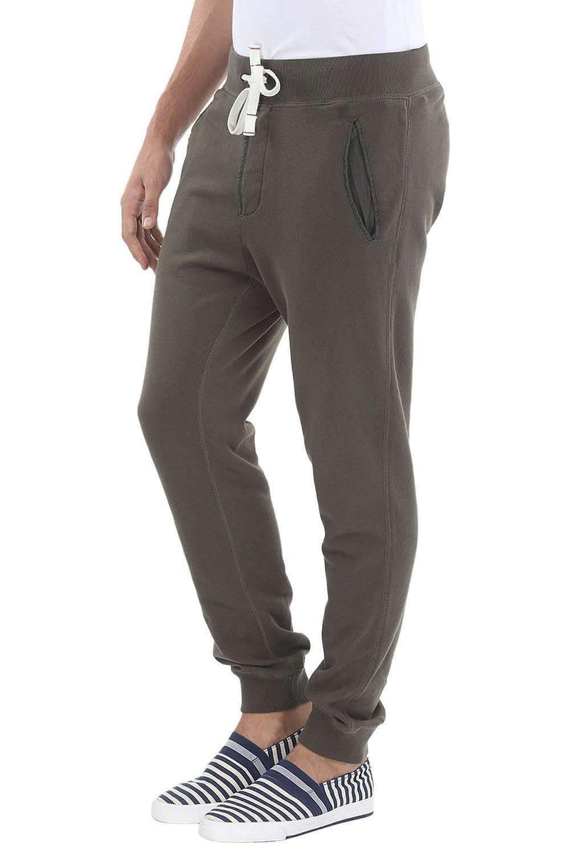 Fleece Relaxed Fit Cuff Jogger Sweatpants