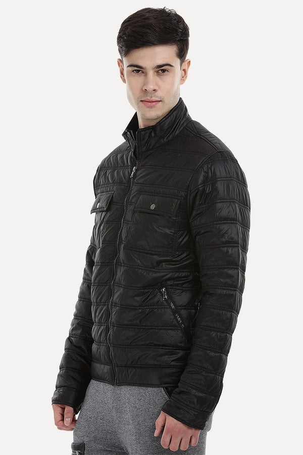 Full Zipper Padded Jacket