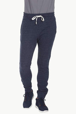 Jacquard Knit Heather Sweatpants