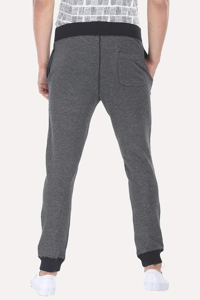 Lightweight Cotton Jacquard Knit Pants