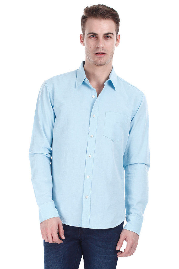 Lightweight Egytian Cotton Oxford Shirt