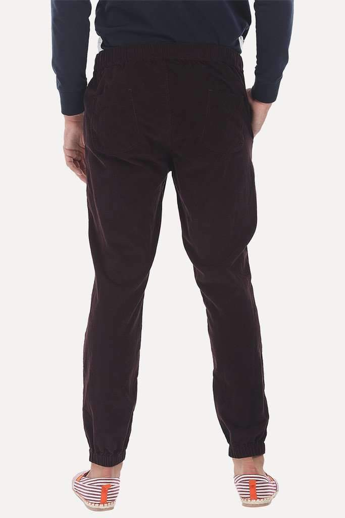Lightweight Cord Jogger Pant