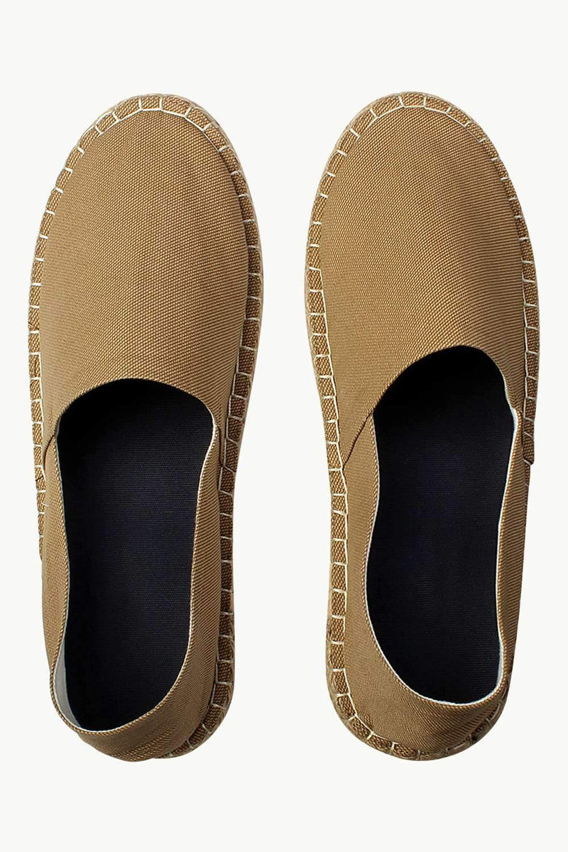 Mini Printed Canvas Espadrilles