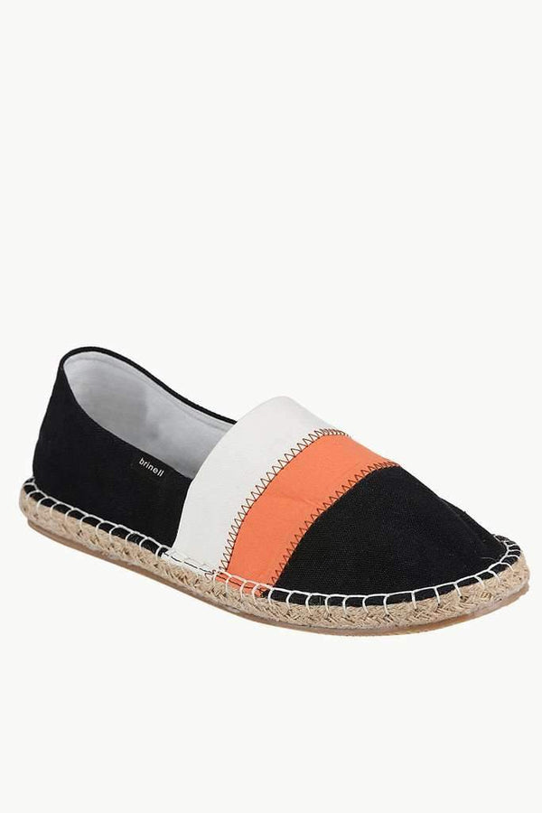 Multi Block Striper Espadrilles