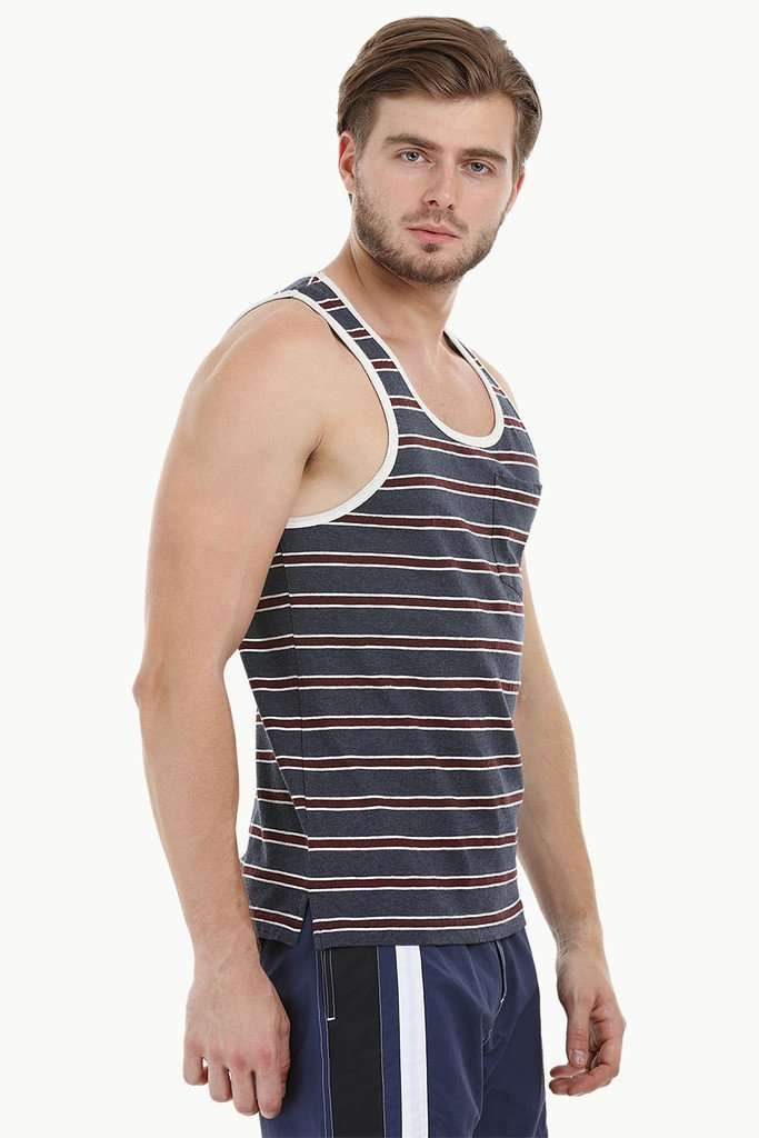 Nautical Stripe Summer Tank