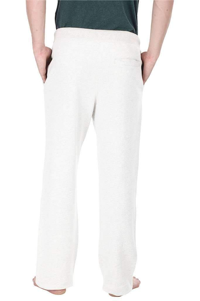 Oatmeal Heather Fleece Pant