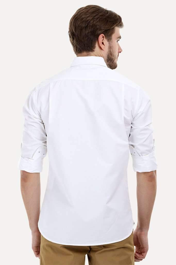 Peppy Shirt with Twin Zipper Pockets