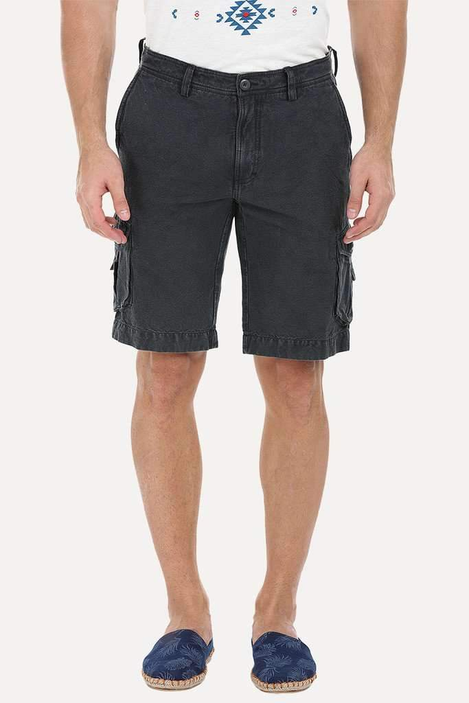 0c20ed4e9d Relaxed Fit Garment Dyed Washed Cargo Shorts – brinell