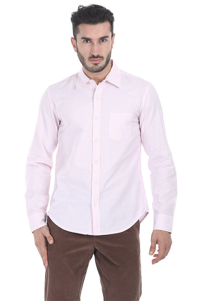 Royal Checkered Egyptian Cotton Shirt