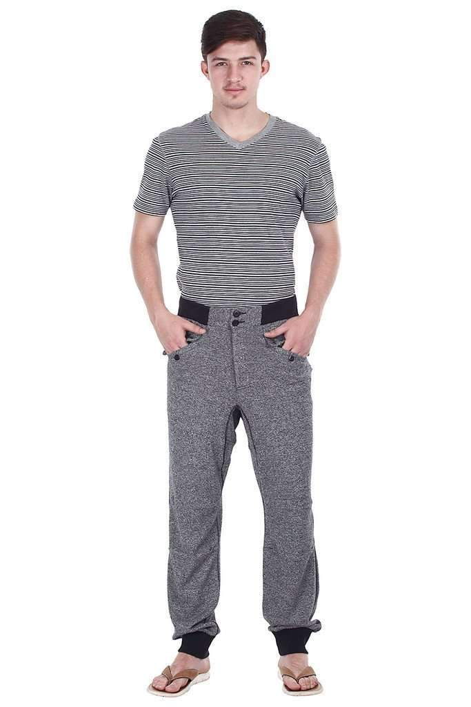 Salt And Pepper Fleece Athletic Pant
