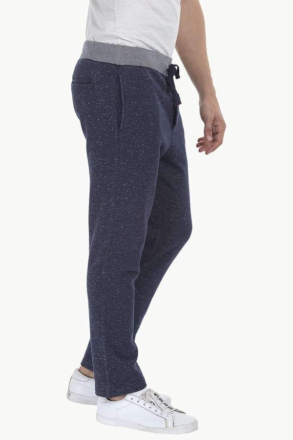 Salt And Pepper Fleece Knit Pants