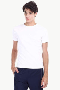 Short Sleeve Crew Neck Performance Wear Tee