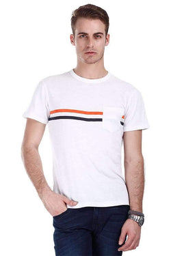 Striped Soft Heather Tee