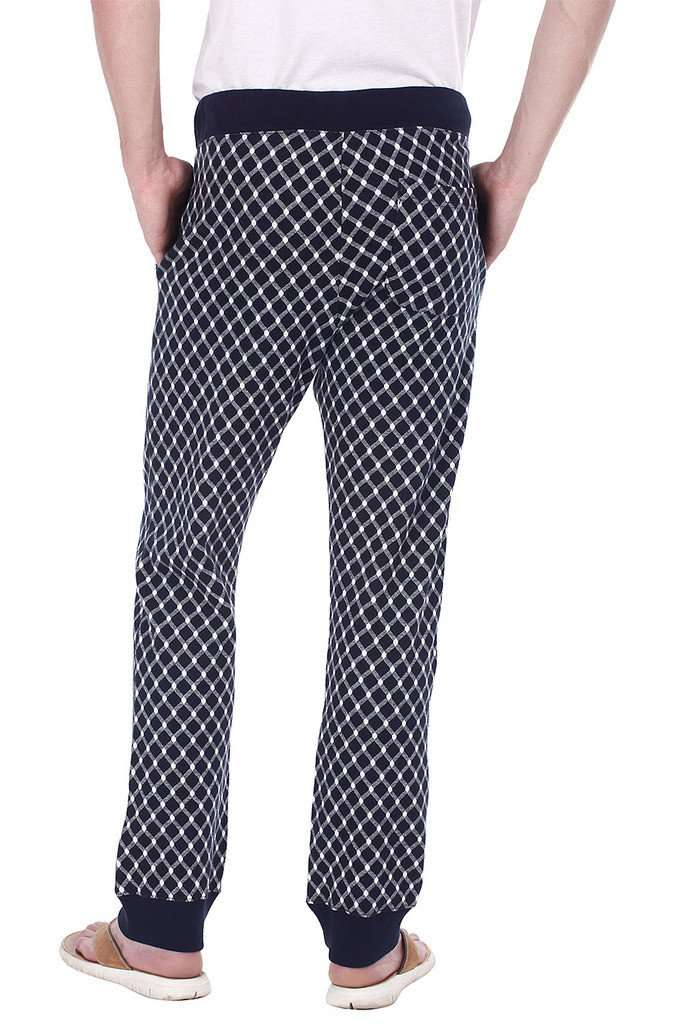 Silicon Wash Jacquard Double Knit Pants – brinell