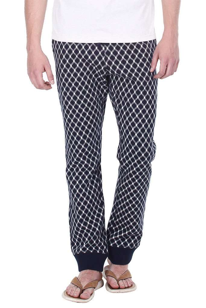 Silicon Wash Jacquard Double Knit Pants