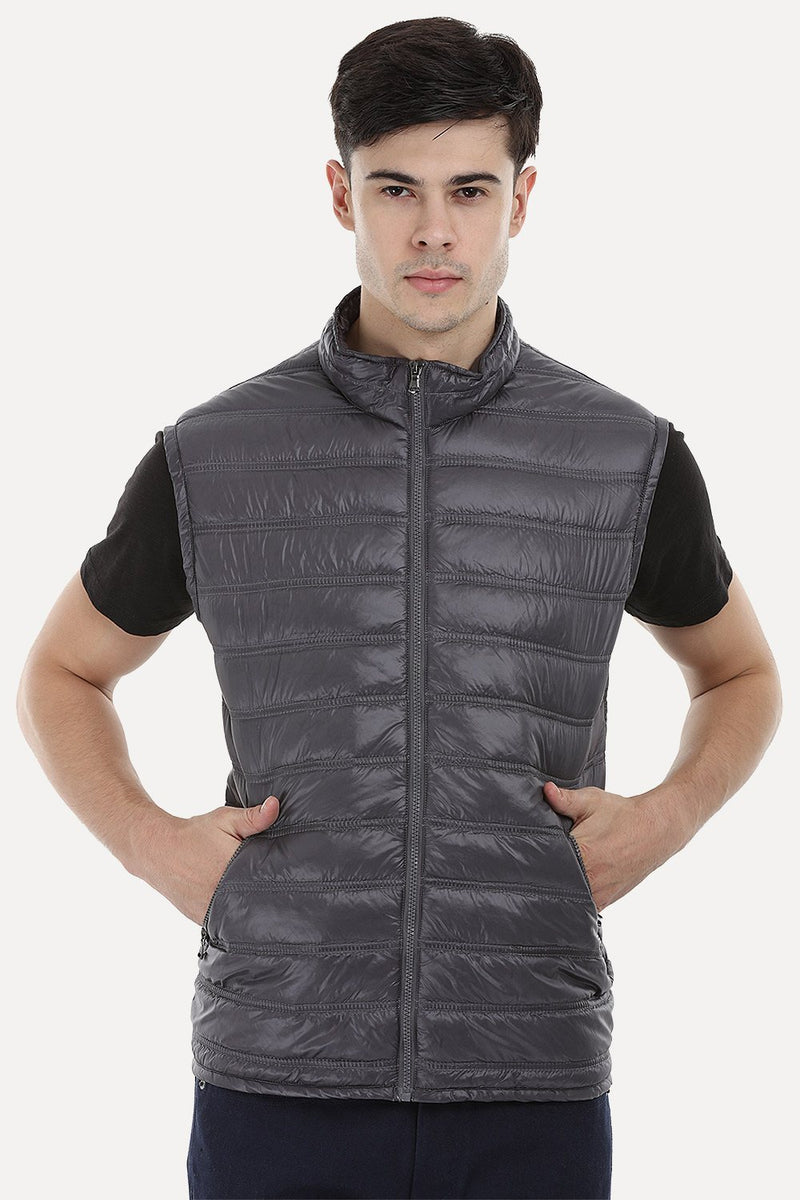 Sleeveless Padded Jacket