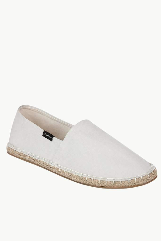 Solid Canvas And Jute Espadrilles