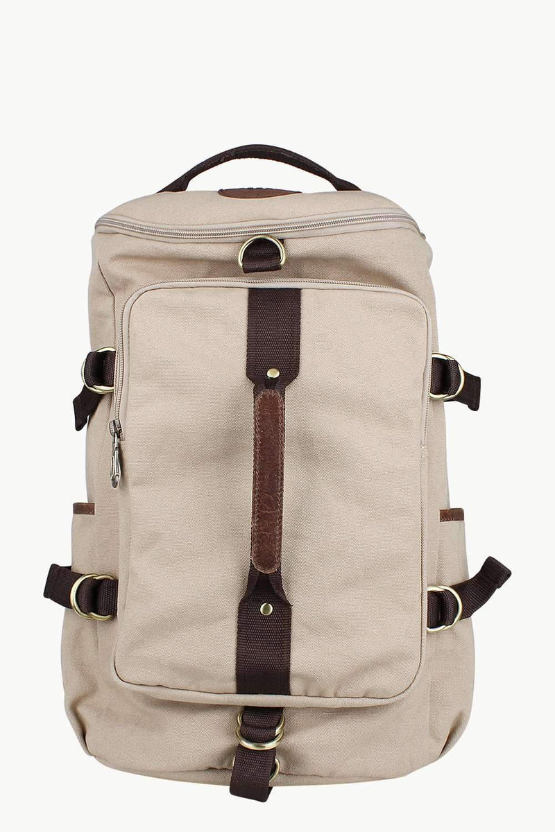 Solid Canvas Multi Use Drum Bag