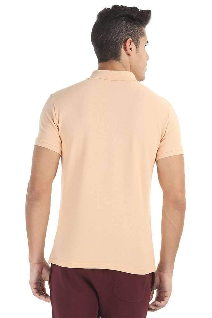 Solid Egyptian Cotton Soft Wash Polo