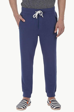 Solid Fleece Standard Fit Cuff Jogger Sweatpants