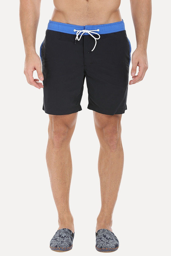 Solid Summer Swimshorts