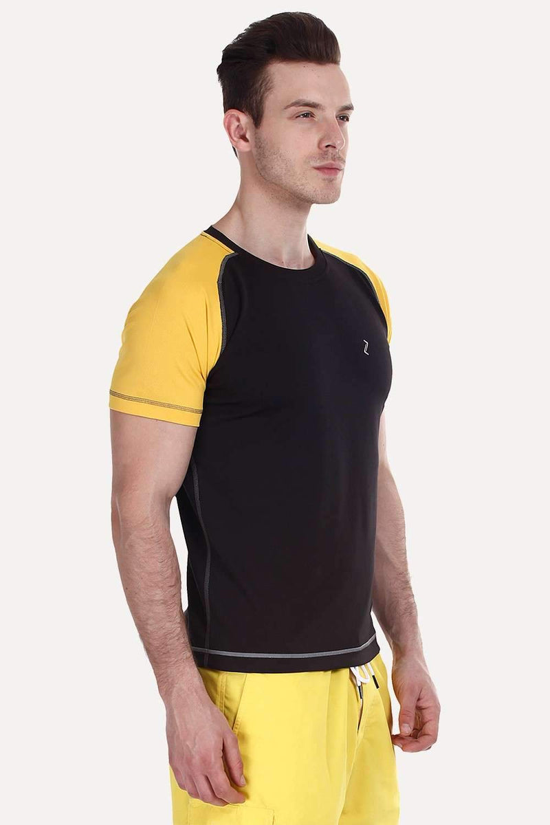 Performance Wear Raglan Cut Crew