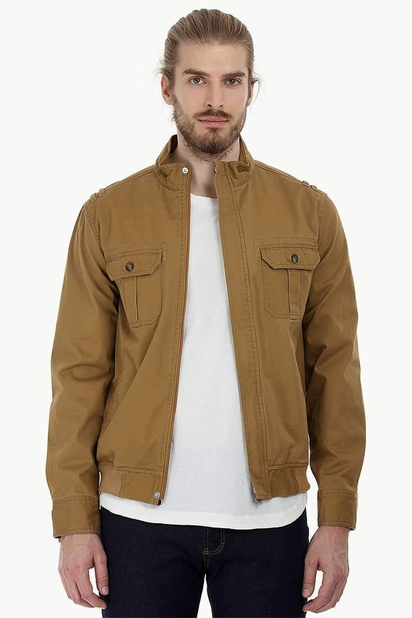Street Ready Bomber Jacket
