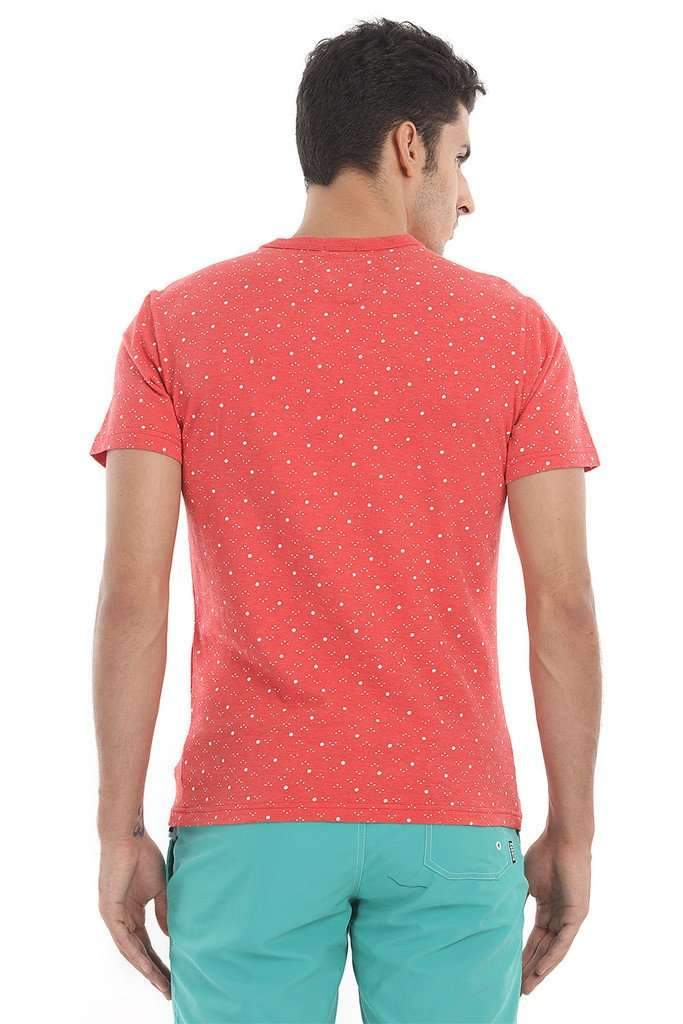 Summer Printed Crew Neck Tee