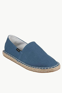 Summer Solid Canvas Espadrilles