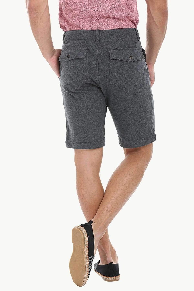 Summer Travel Knit Shorts