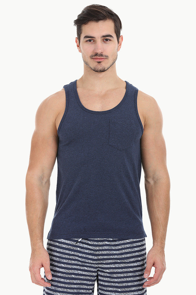 Super Soft Heather Solid Tank