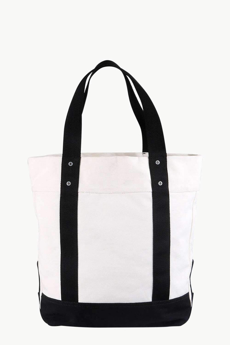 Throw In Oatmeal Canvas Tote Bag